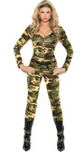 Elegant Moments Combat Warrior Costume