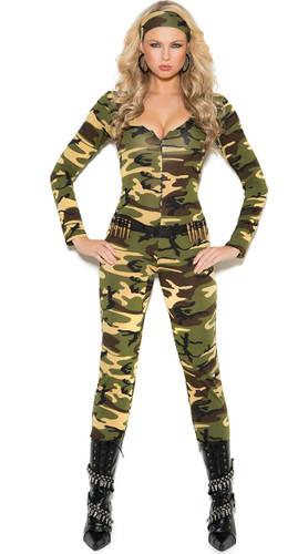Elegant Moments Combat Warrior Costume