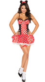 Elegant Moments Miss Mouse Costume