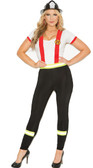 Elegant Moments Plus Size Light My Fire Hero Costume