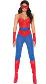 Elegant Moments Spider Super Hero Costume