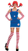 Starline Long Stockings Costume