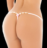 BodyZone Apparel Uncensored Secret Garden Thong