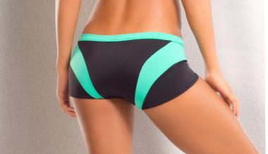 Bodyzone Splash Short, Mint