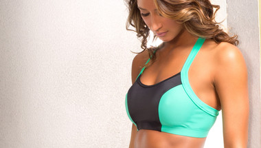 Bodyzone Daphne Top, Mint