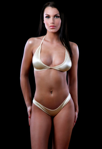 BodyZone Apparel Nude Shakira Top
