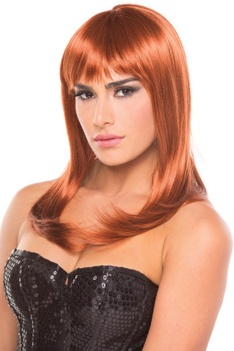 Be Wicked Hollywood Wig - Auburn