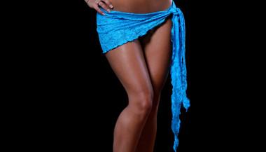 BodyZone Apparel Lace Wrap