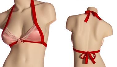 Bodyzone Apparel Valentines 3 Shades Tri Top