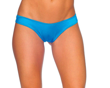 BodyZone Modern Scrunch Back Bottom - Turquoise