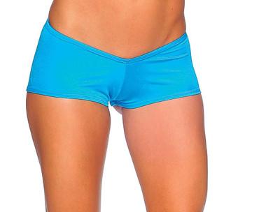 BodyZone Go-Go Shorts - Turquoise