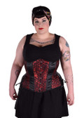 Timeless Trends Dragon Long Hourglass Corset