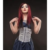 Timeless Trends Military Blue Corset