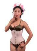 Timeless Trends Nude Shapewear Hourglass Corset
