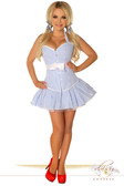 "Daisy Corset 3 PC Sexy ""Dorothy"" Costume"