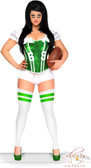 "Daisy Corset 2 PC Sexy ""Football Fantasy"" Costume"