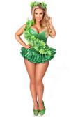 Daisy Corset Top Drawer Premium Ivy Vixen Corset Costume