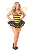 Daisy Corset Top Drawer Premium Queen Bee Corset Costume