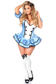 Daisy Corset Top Drawer Premium Alice Corset Dress Costume