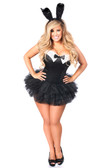 Daisy Corset Top Drawer Formal Tuxedo Bunny Costume