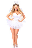 Daisy Corset Lavish Flirty Angel Corset Costume