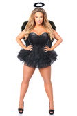 Daisy Costume Lavish Flirty Dark Angel Corset Costume