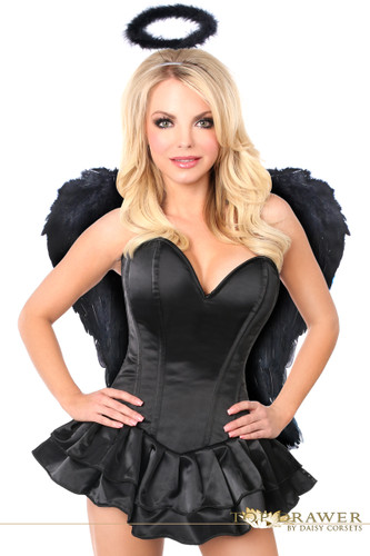 Daisy Corset Top Drawer Angel Of Darkness Costume