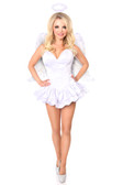 Daisy Corset Top Drawer Innocent Angel Corset Dress Costume