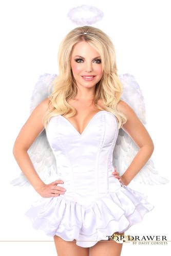 Daisy Corset Top Drawer Innocent Angel Corset Dress Costume