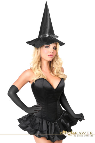 Daisy Corset Top Drawer Witch Corset Dress Costume