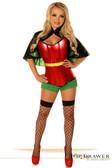 Daisy Corset Top Drawer Superhero Sidekick Corset Costume