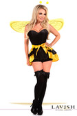 Daisy Corset Lavish 4 PDaisy Corset Lavish 4 PC Queen Bee Costume Queen Bee Costume