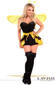 Daisy Corset Lavish 4 PDaisy Corset Lavish 4 PC Queen Bee Costume Queen Bee Costume