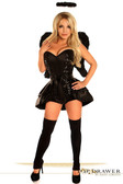 Daisy Corset Top Drawer 4 PC Dark Angel Costume