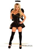 Daisy Corset Top Drawer 4 PC Dark Angel Costume