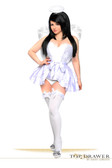 Daisy Corset Top Drawer 4 PC Sweet Angel Costume