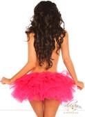 Daisy Corset Pink Petticoat