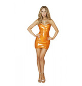 Roma Costume Sequin Mini Dress