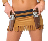 Roma Costume GUN102 Double Gun Holster