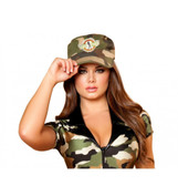 Roma Costume Army Hat