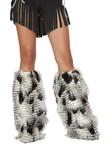Roma Costume Native American Leg Warmer