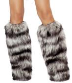 Roma Costume LW4475 Fur Leg Warmer