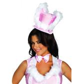 Roma Costume White Rabbit Hat