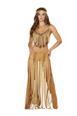 Roma Costume 3PC Cherokee Hottie Costume