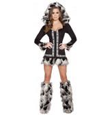 Roma Costume 1PC Naughty Native Babe