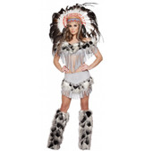Roma Costume 3PC Lusty Indian Maiden