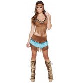 Roma Costume 3PC Beautiful Indian Babe