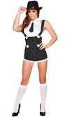 Roma Costume 2PC Seductive Mobster Mama