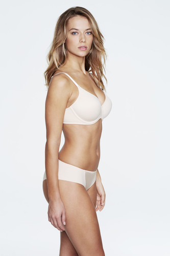 Dominique Intimate Apparel Aimee Everyday T-Shirt Bra - Nude