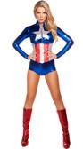 Roma Costume 2PC All American Temptress
